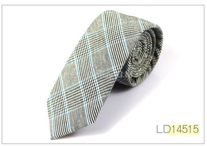 Mens Ties 100% Cotton Many colors
