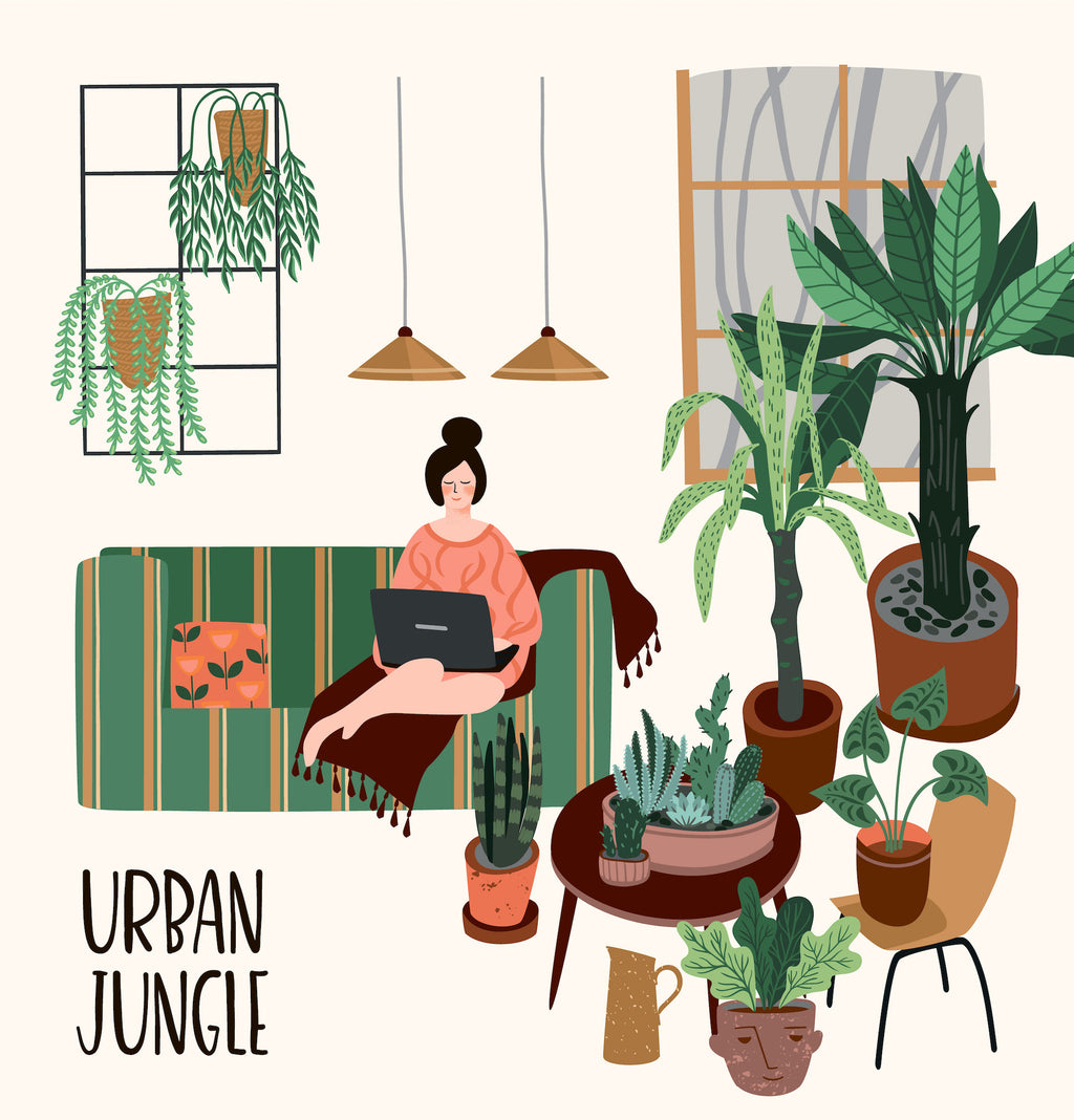 Urban Jungle poster