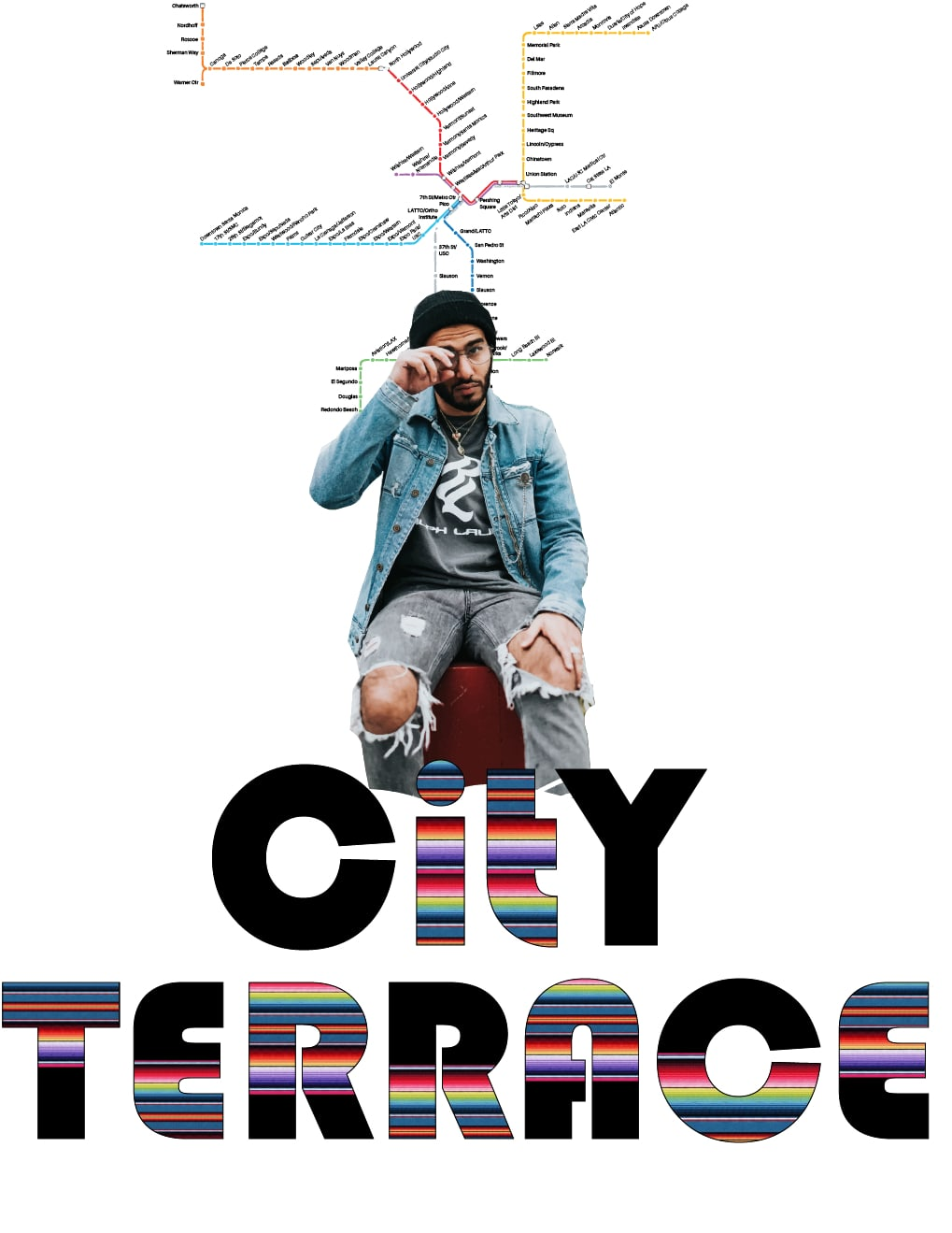 City Terrace T-Shirt