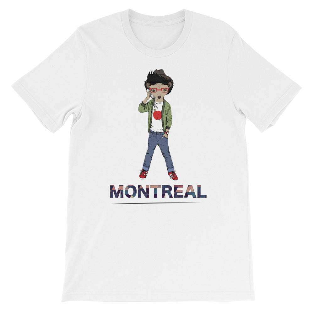 Many Cities, One World Montreal Women's T-Shirt