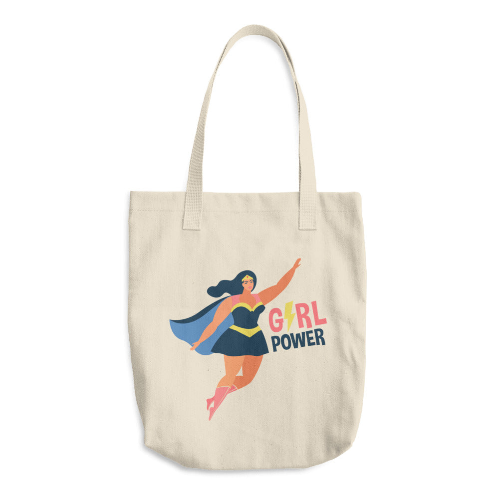 cute cotton tote bag