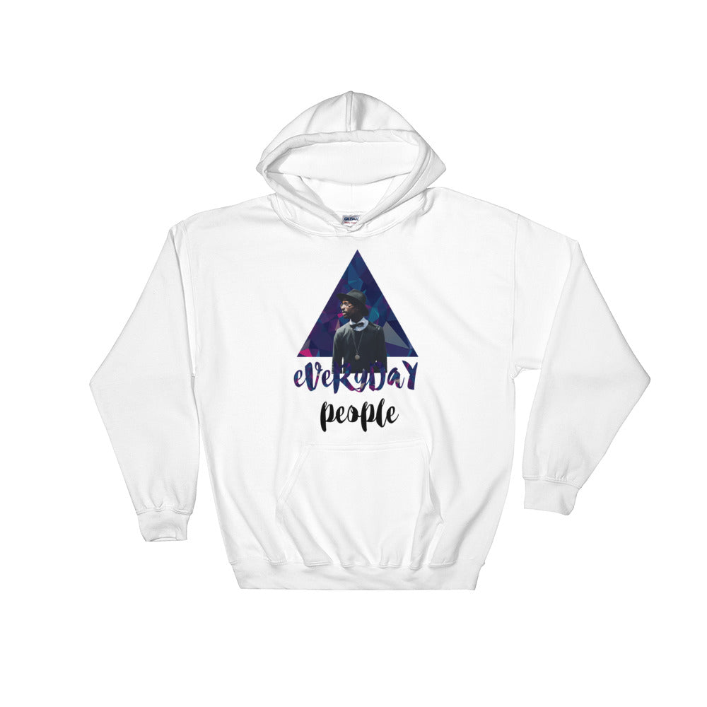 Everyday People Hooded Sweatshirt