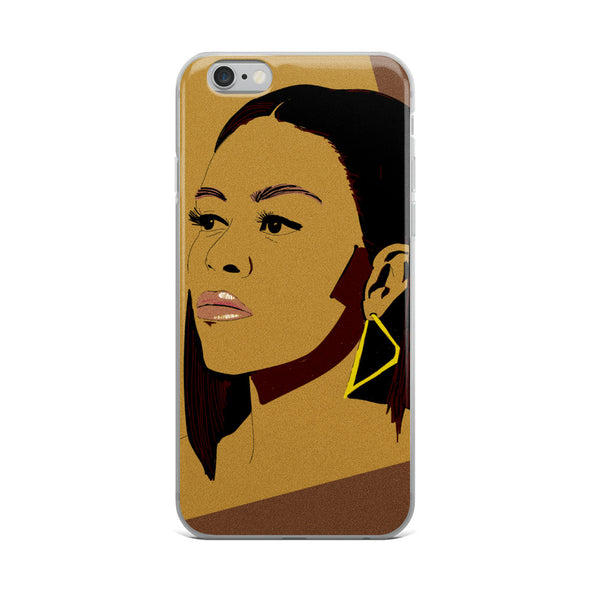 Michelle Obama cell phone case