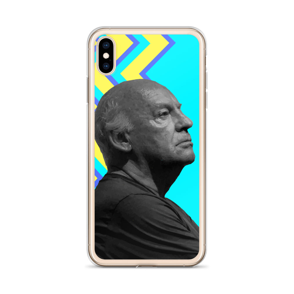 Eduardo Galeano iPhone Case