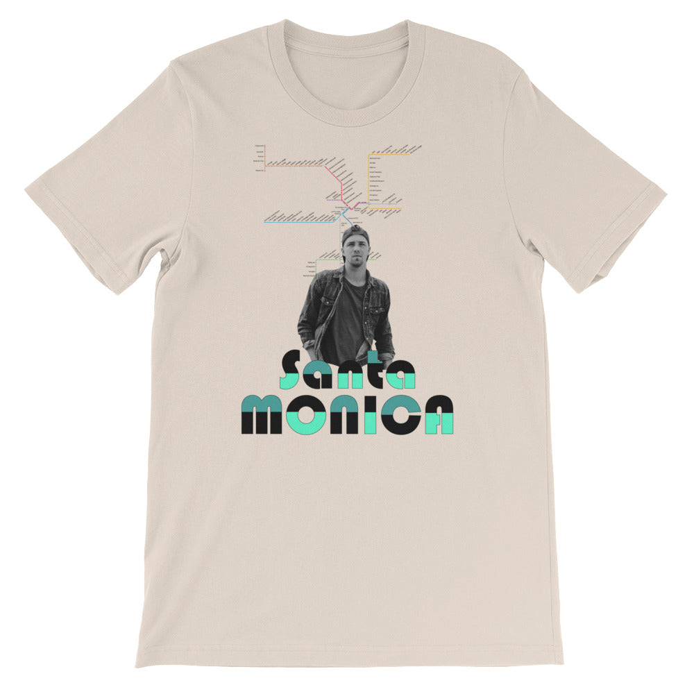 Santa Monica Men's T-Shirt