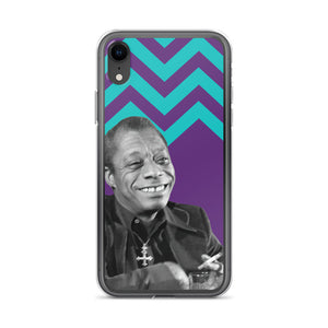 James Baldwin iPhone Case