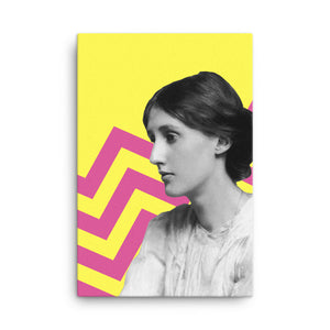 Virginia Woolf canvas print