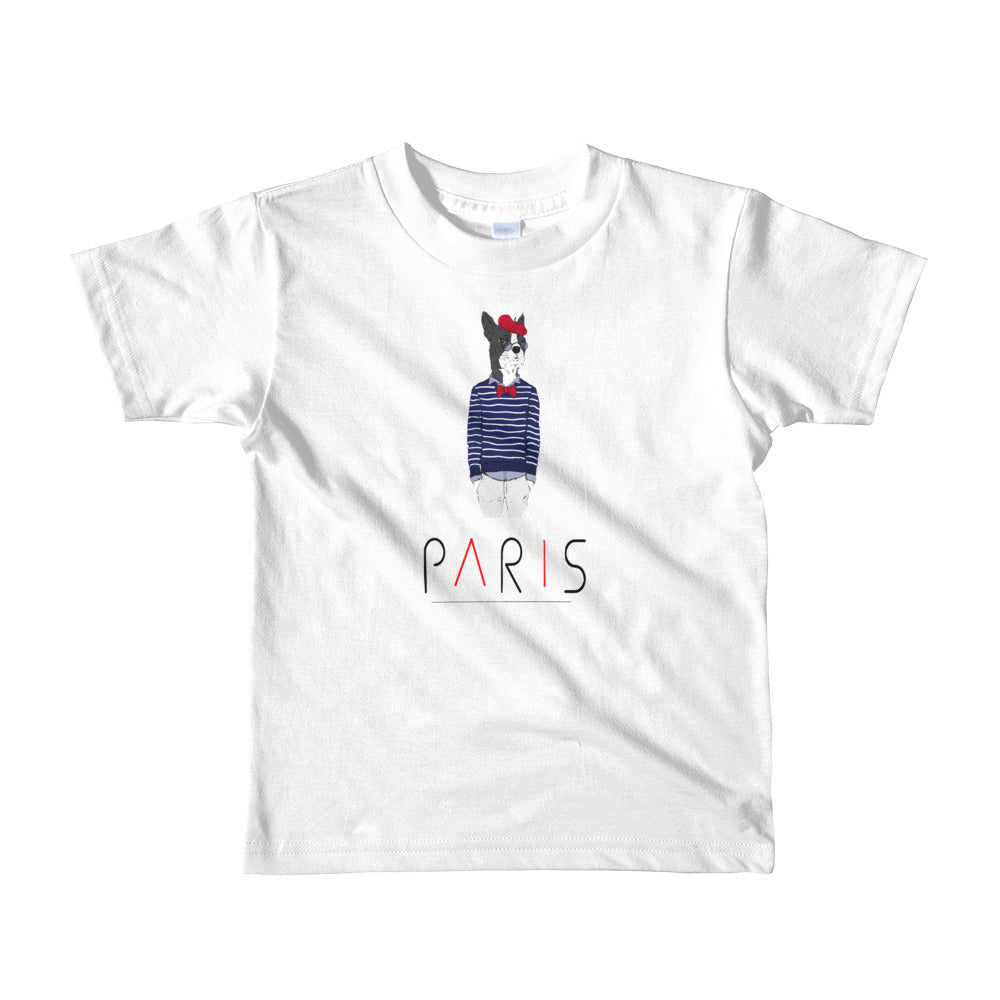 Many Cities, One World Short sleeve kids t-shirt (twelfth in a series)
