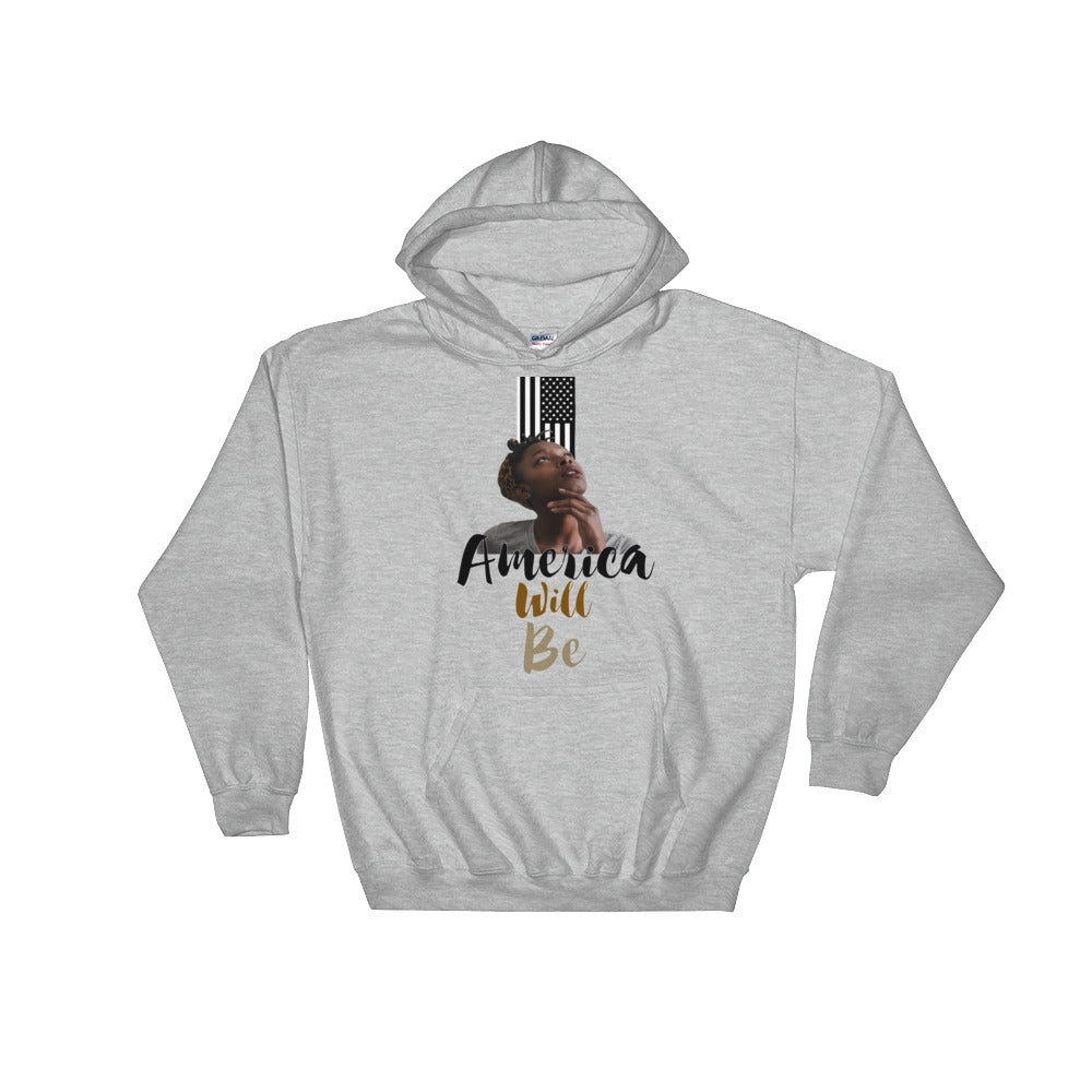 America Will Be Men's Hooded Sweatshirt