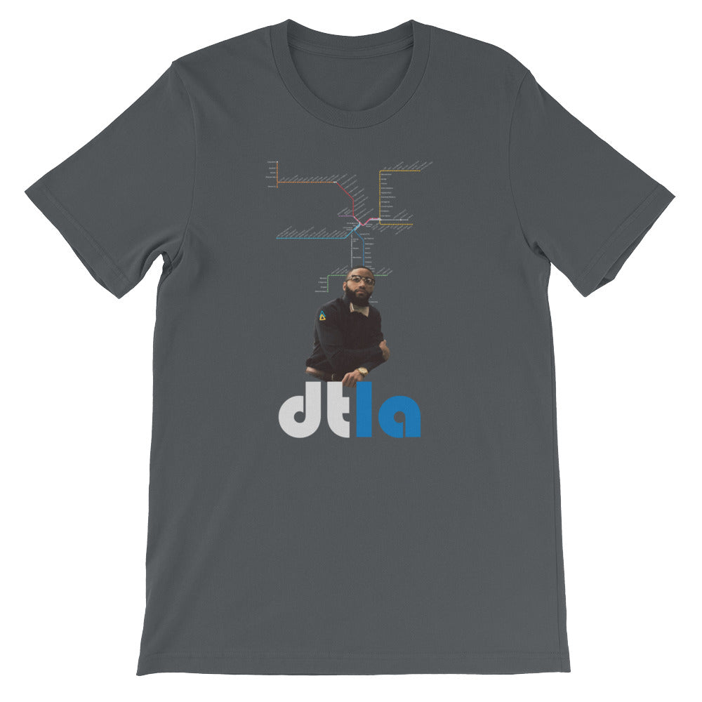 Downtown LA Men's T-Shirt