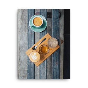 Coffee Cups canvas prints