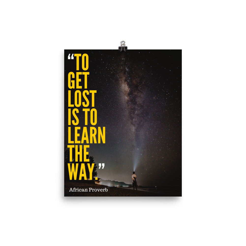 Learn the Way poster