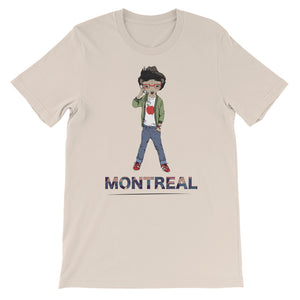 Many Cities, One World Montreal Men's T-Shirt