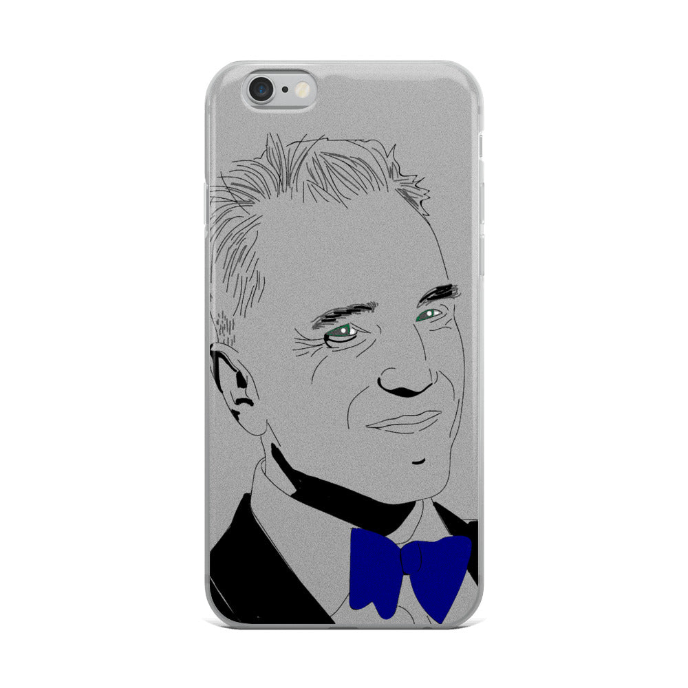 Daniel Day Lewis iPhone Case