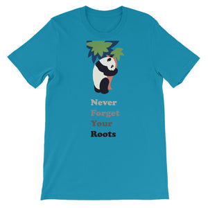 Never Forget Your Roots Men's T-Shirt