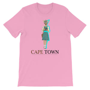 Many Cities, One World Cape Town Men's T-Shirt