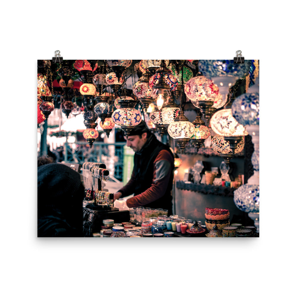 Istanbul Market poster