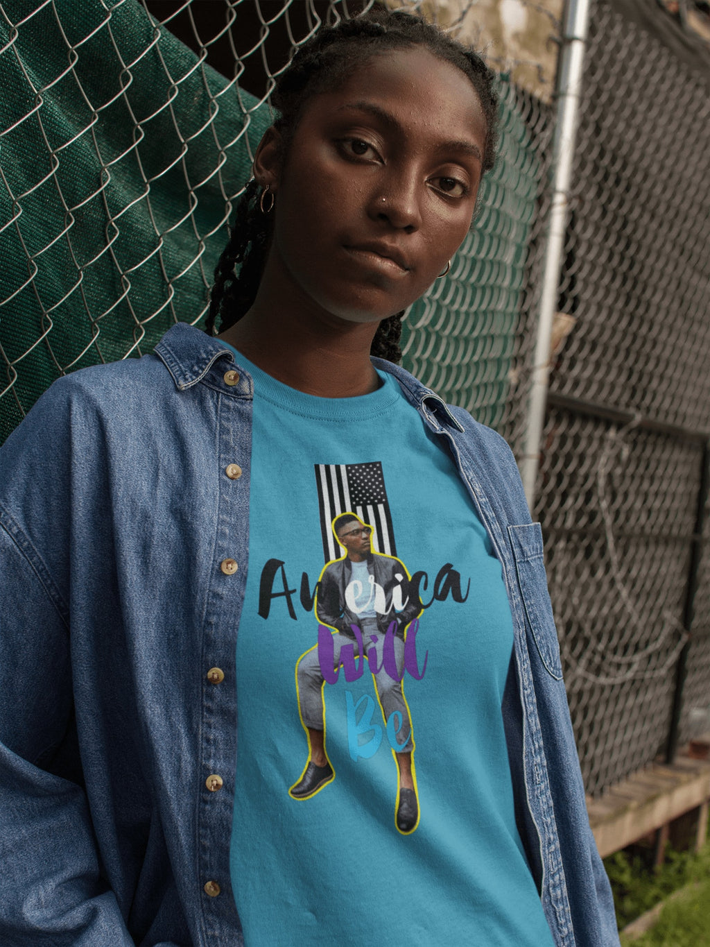 America Will Be Women's T-Shirt