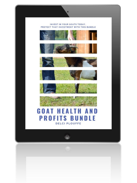 Goat Health and Profit Binder Bundle