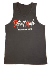 New! Men's Tank - Black & White