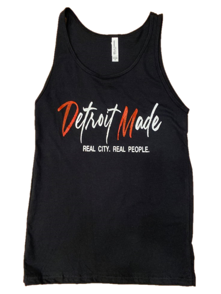 Clearance! - Men's Black Jersey Tank
