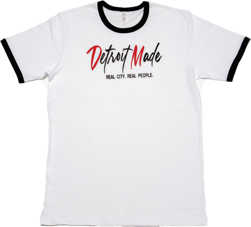 Limited Edition T-Shirt - White & Black
