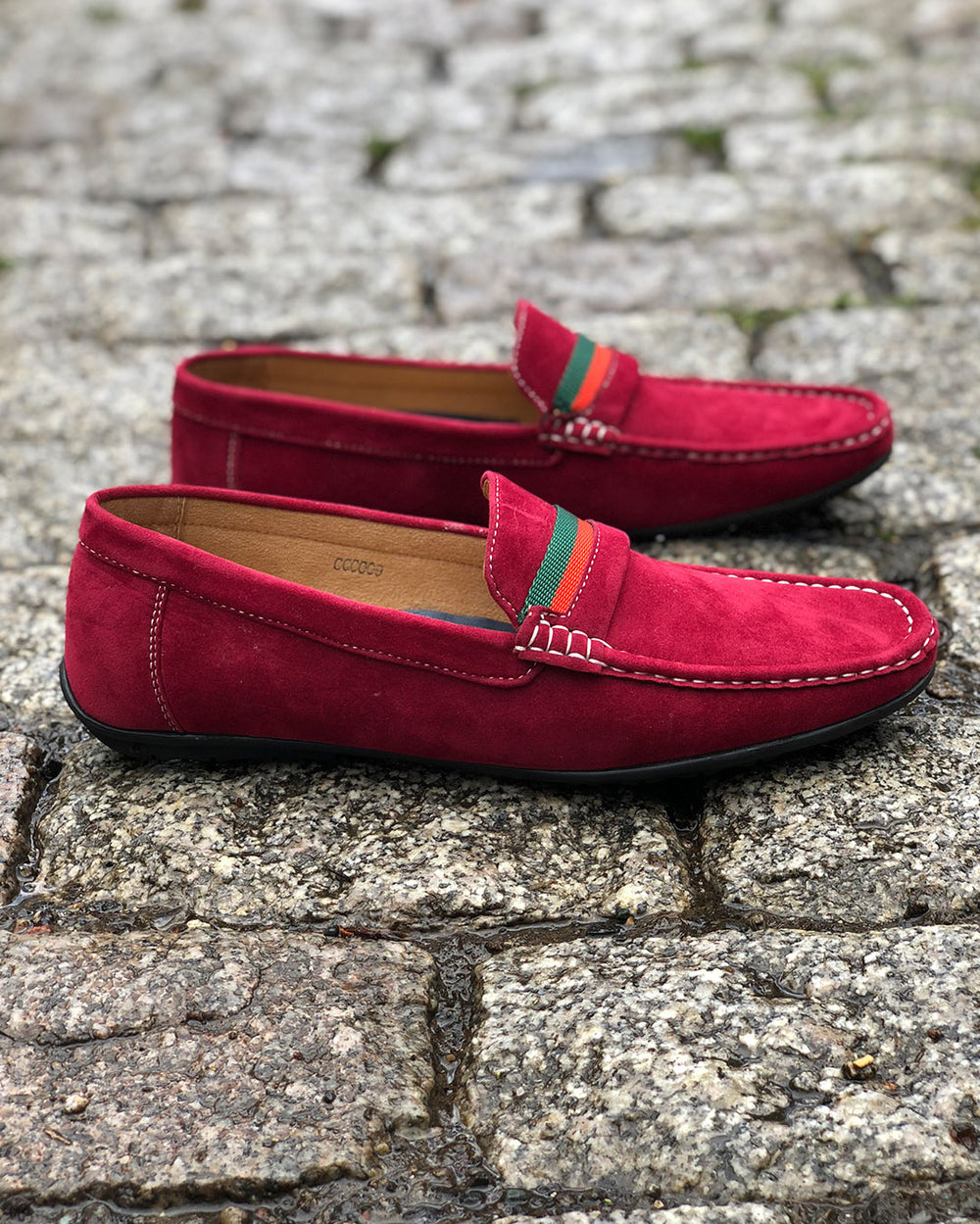 Red Loafer