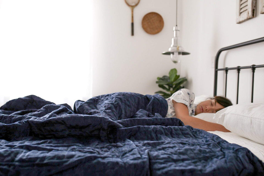 Can Weighted Blankets Improve Sleep?