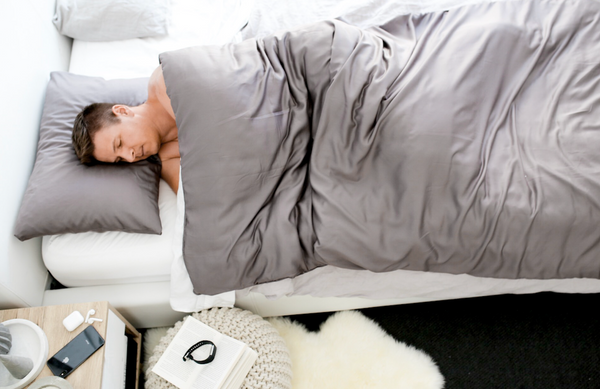 Bamboo Weighted Blanket A Cooling Calming Blanket For Every