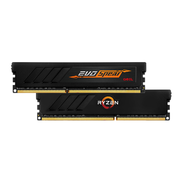 Geil Evo Spear Amd 16GB (2 X 8GB) 288-PIN DDR4 Sdram 3000 (PC4 24000) Desktop Memory Model (PC4-24000 3000MHZ)
