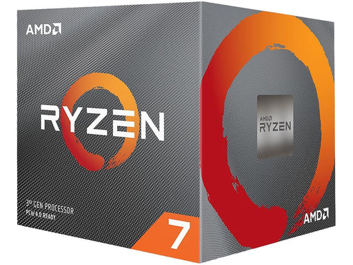 AMD CPU 100-100000025BOX Ryzen 7 3800X 8C 16T 4500MHz 36M 105W AM4 WraithPrism
