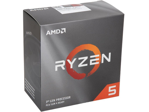 AMD CPU 100-100000031BOX Ryzen 5 3600 6C 12T 4200MHz 36MB 65W AM4 Wraith Stlth