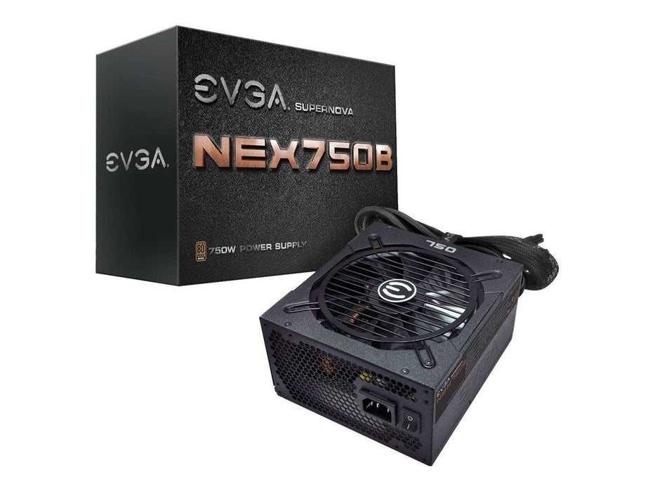 EVGA SuperNOVA 750 B1, 80+ BRONZE 750W, Semi Modular, 5 Year Warranty, Includes FREE Power On Self Tester, Power Supply 110-B1-0750-VR