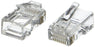 C2G 11381 RJ45 Transparent wire connector - V&L Canada