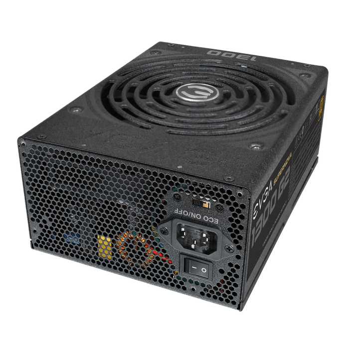 EVGA SuperNOVA 1300 G2, 80+ GOLD 1300W, Fully Modular, 10 Year Warranty, Includes FREE Power On Self Tester Power Supply 120-G2-1300-XR - V&L Canada