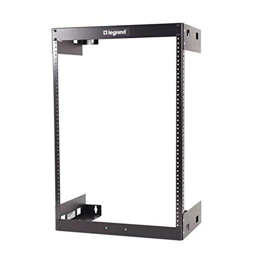 "C2G Cables To Go 14613 15U Wall Mount Open Frame Rack 18"" Deep(14613) - V&L Canada"