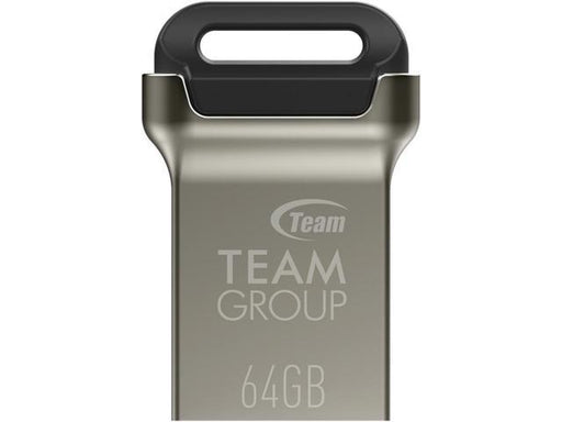 Team 64GB Color Series C162 USB 3.0 High Performance Flash Drive Black (TC162364GB01)