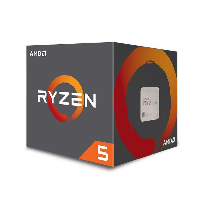 AMD RYZEN 5 2600X 6-Core 3.6 GHz (4.2 GHz Max Boost) Socket AM4 95W YD260XBCAFBOX Desktop Processor - V&L Canada