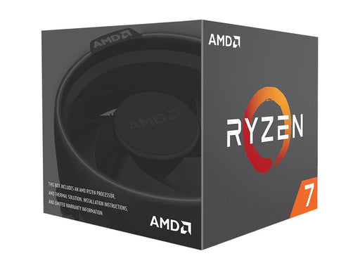 AMD RYZEN 7 2700 8-Core 3.2 GHz (4.1 GHz Max Boost) Socket AM4 65W YD2700BBAFBOX Desktop Processor - V&L Canada