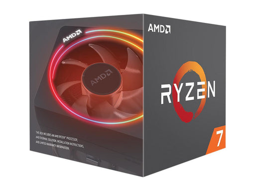AMD RYZEN 7 2700X 8-Core 3.7 GHz (4.3 GHz Max Boost) Socket AM4 105W YD270XBGAFBOX Desktop Processor - V&L Canada