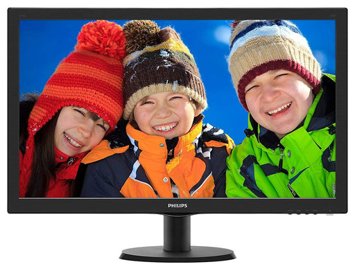 Philips LCD monitor with Smart Control Lite 273V5LHSB LED display