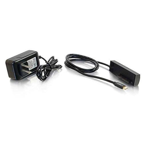 C2G 29479 USB 3.0 Type C SATA 3.0 Black cable interface/gender adapter - V&L Canada