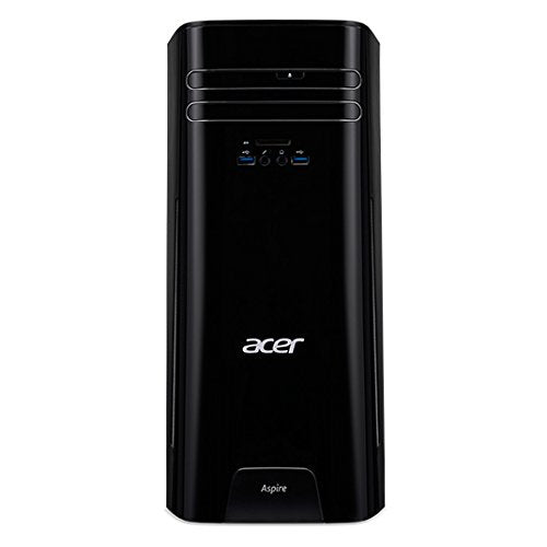 Acer Aspire TC-780-ER11 3GHz i5-7400 Black PC (DT.B89AA.015) - V&L Canada