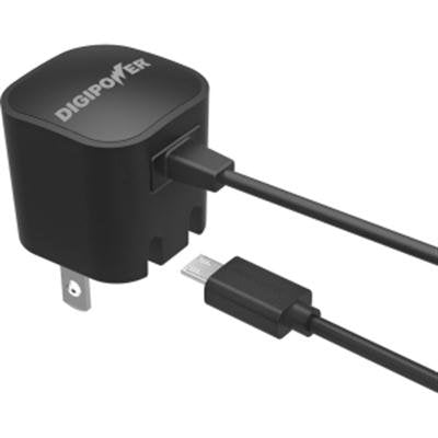 Digipower Wall Charger 1amp w/Micro Connector 5ft (IP-AC1M-T)