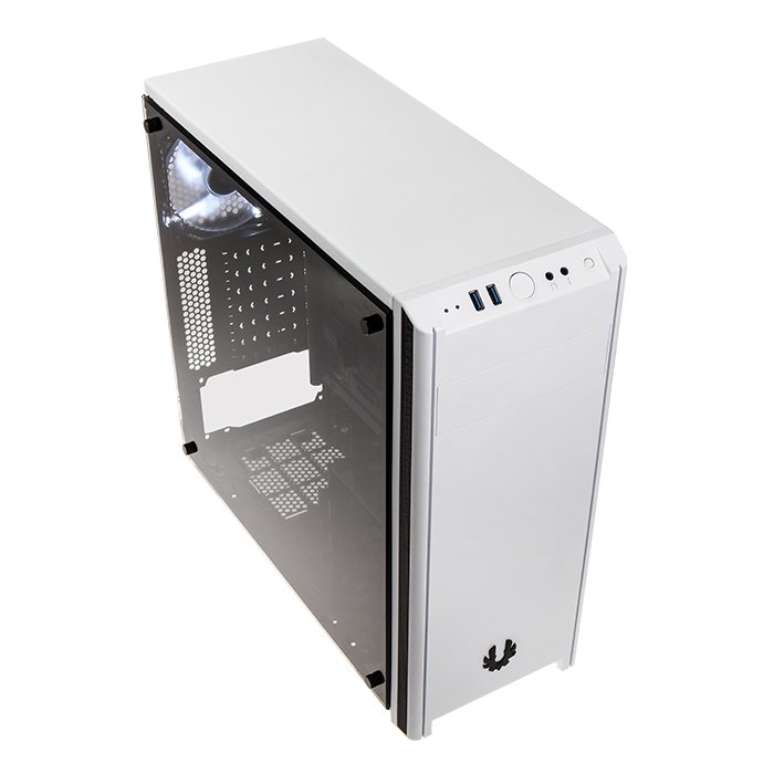 BitFenix Nova TG Gaming ATX/mATX/Mini ITX Mid Tower Case - Tempered Glass Window