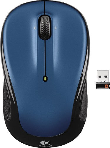 Logitech M325 Bluetooth Optical Blue mice (910-002650) - V&L Canada