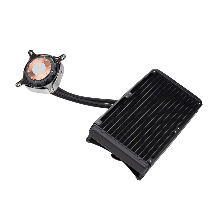 EVGA CLC 280 Liquid / Water CPU Cooler, RGB LED Cooling 400-HY-CL28-V1 - V&L Canada