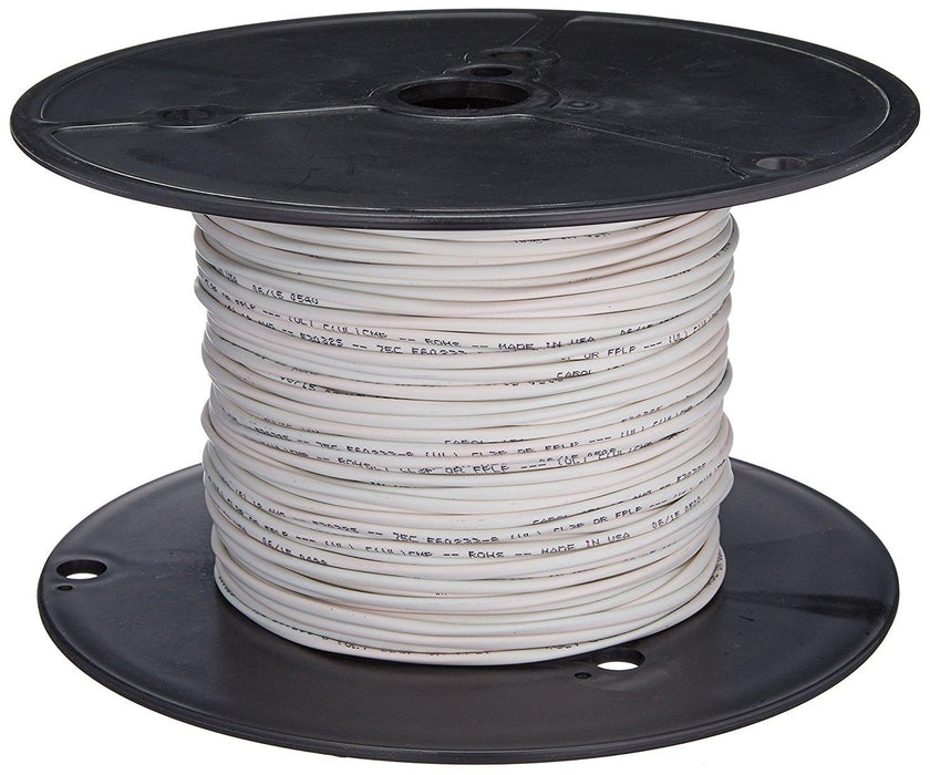 C2G / Cables to Go 40538 18AWG Plenum-Rated Bulk Speaker Wire (500 Feet) - V&L Canada