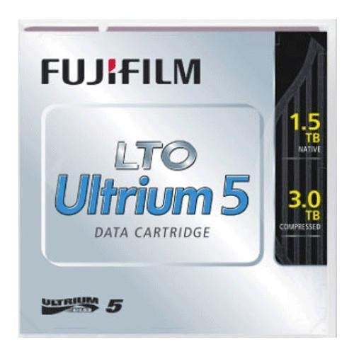 FUJI LTO-5 16008030 Ultrium-5 Data Tape Cartridge (1.5TB/3TB)