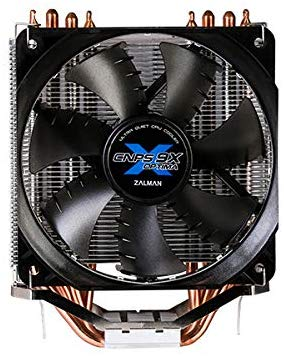 ZALMAN's CNPS9X Optima w/White LED Fan